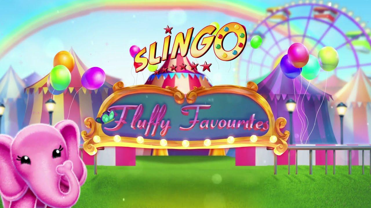 Slingo Fluffy Favourites Slot