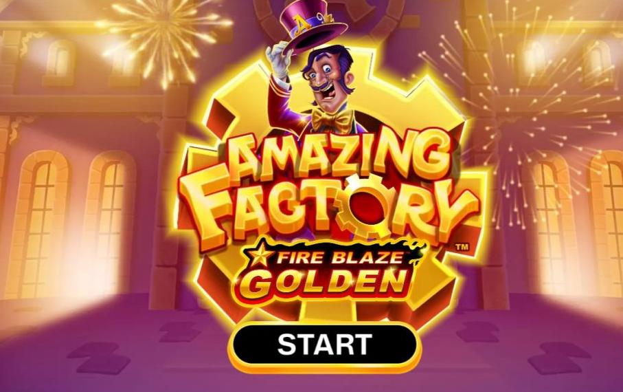 Amazing Factory Slot