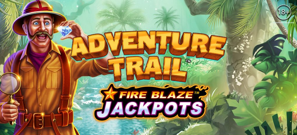 Adventure Trail Slot