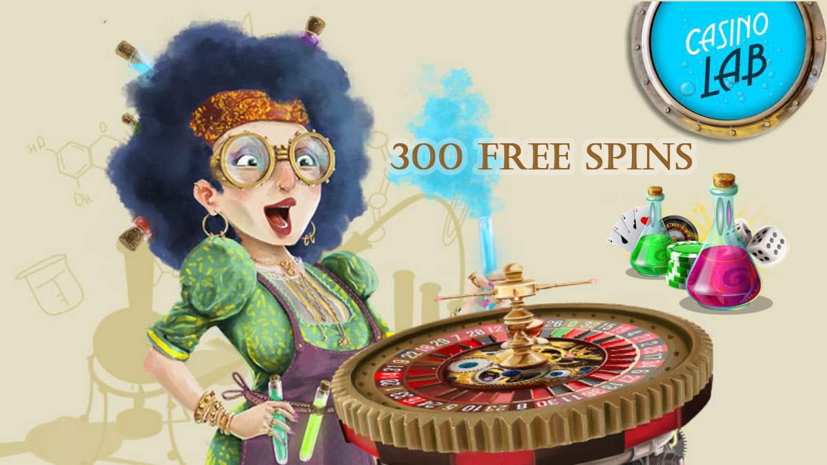 Casino Lab free spins
