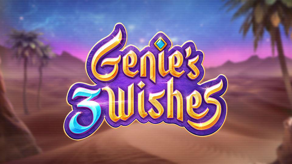 Genies Three Wishes Slot