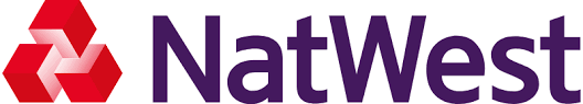 A picture of the NatWest logo