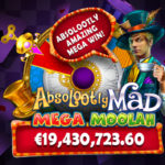Microgaming's Mega Moolah Sets a New Record for the Largest Online Slot Jackpot