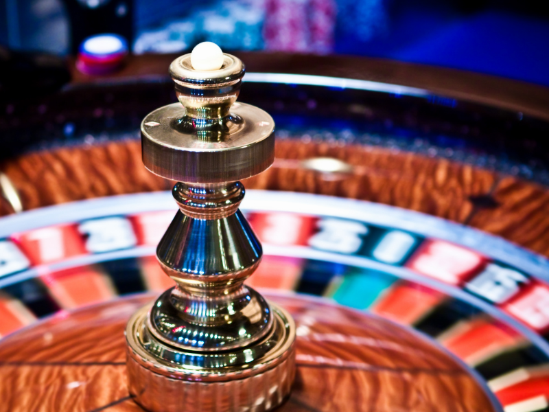 Gambar roda roulette